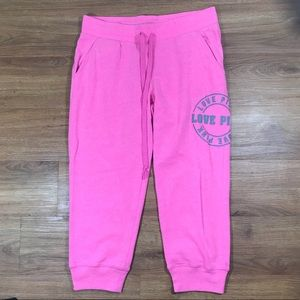 PINK Victoria's Secret sweat pants S